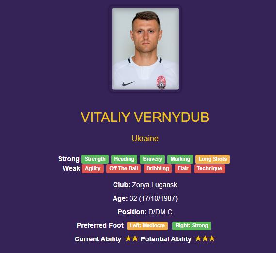 Vitaliy Vernydub
