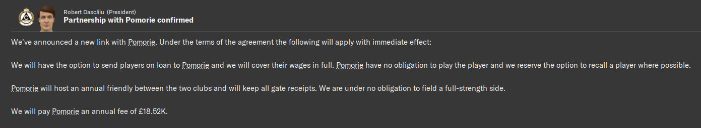Pomorie new affiliate club in League 2.png