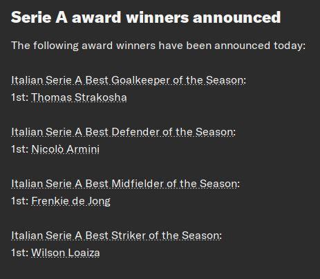 Serie A awards.JPG